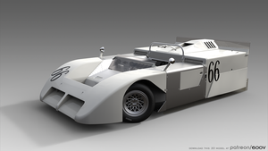 Chaparral 2J #5 by 600v