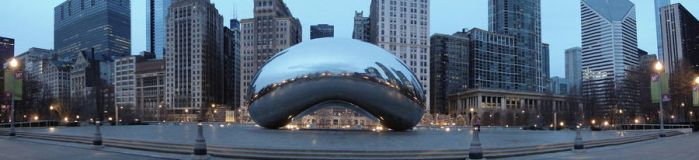 Cloud Gate, Chicago. (7) by aliohali