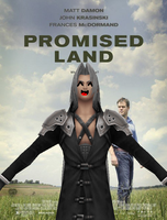 Funny Poster of Sephiroth by FFSteF09