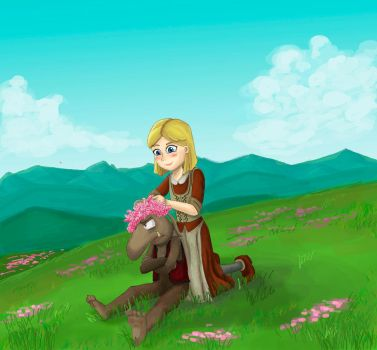 Spring is back by OrsaTheSimurgh