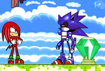 Knuckles' Final Confrontation For the M.E by DarkG03