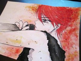 Gerard Way by PoisonIky