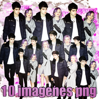 Pack Png 155 Zayn y Perrie by MichelyResources