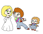 Why Chucky Should Never Be Alone With the Kids by Futuramanerd