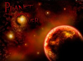 Planet Over by DrAlpha