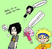 Sasuke's Source of Emo-ness by AviraTheStrange