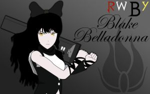 Blake Belladonna (RWBY) by DanTherrien101