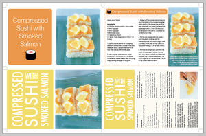 Japanese Recipe Cards - comps by jeannsaw