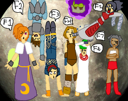 LunaWay: AWESOME GUILD OF PWN by LatiasGirl93