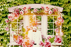 Blooming Rose Happy HimChan s Day by Jungyedolly