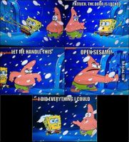 Spongebob Squarepants ~Funny Moment~ 7# by Yvesia