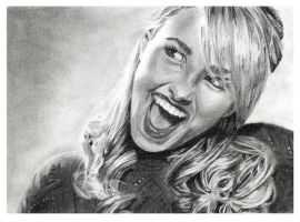Hayden Panettiere by severedflesh