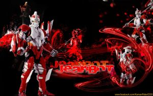 JeanBot of UltramanZero by RPNagato