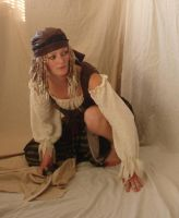 Pirates - The Wench 5 by mizzd-stock