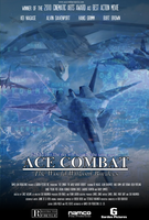 Ace Combat Movie Poster by Hotrod89