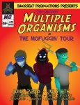 Multiple Organisms Tour Poster by JRhyme