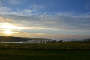 Sunrise in Trygort by LadyEstra