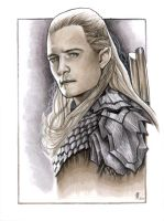 Legolas - Copic by prmedia