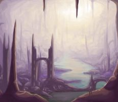Cave City by yourfaithlost