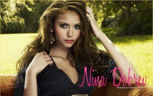 Nina Dobrev Make up by NataliaJonas