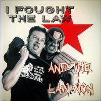 I fought the Law by scowlingmonkey