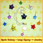 Mario Luma Jewelry and Charms by YellerCrakka