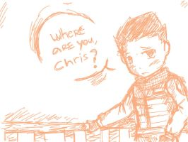 Where are you, Chris? by TheWhelmedRellow