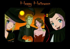 HaPpY HaLlOwEeN 2011 by inicka