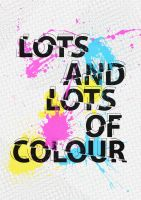 Lots Of Colour by MattEdson