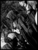 I met the Grim Reaper... by Lilou1984