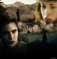 Eclipse Edward and Bella by masochisticlove