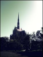 Church, Pittsburgh III by stereotypemylife