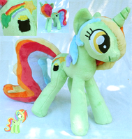 ::~Lucky Star Plush~:: by Soft-Sensations