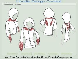 I'd buy this hoodie stained by Wolf-Goddess16
