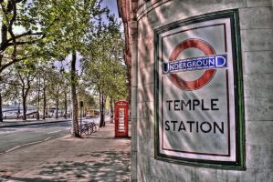 London Underground HDR by nat1874