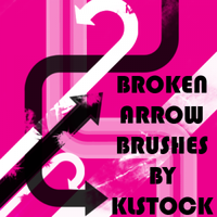 Brushes: Arrow by achodesign