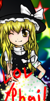 SOY'B:Marisa Kirisame by fluffyducky-plushie