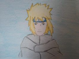 Minato and The Lost Tower by animelover287