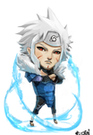 Tobirama Chibi by We-Chibi