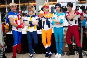 Sailor Scouts by EriTesPhoto
