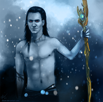 Jotun Loki by elz-art