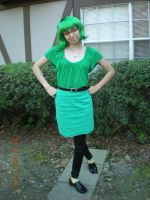 Greened Mariogal by Mariogal