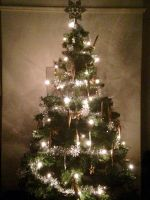 My Christmas tree :) by Twisted-Sight