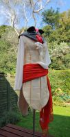 Aveline costume update~wip by Misikat