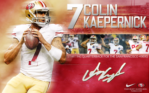 7: Colin Kaepernick by heartshapedbox888