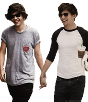 Larry Stylinson PNG by dianaalvarez06