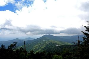 Mt Mitchell by ClaireErdal