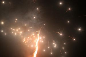 Firework Stock 149 by Malleni-Stock
