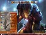 Iron Man Theme for XP by vinhxomdoi