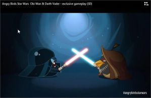 ANGRY BIRDS STAR WARS IS HERE!!!!! by Fizzle-Knight